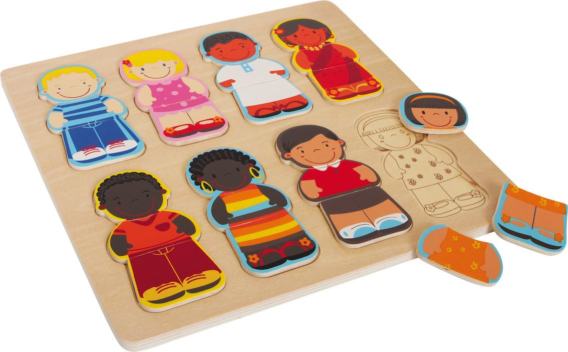 Puzzle copiii lumii 0