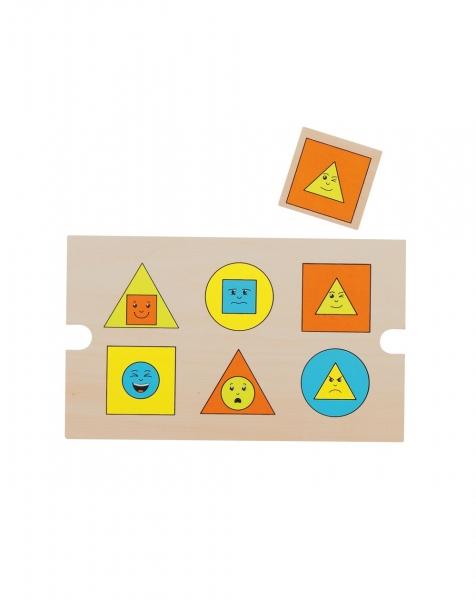 Forme geometrice si emotii 3