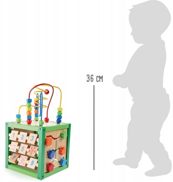 Cub cu activitati Curcubeu 4