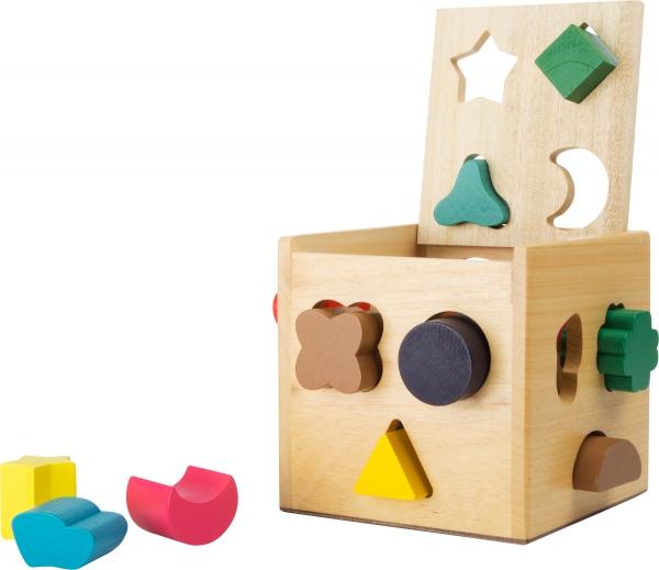 Cutie invatare forme geometrice (16 forme) 3