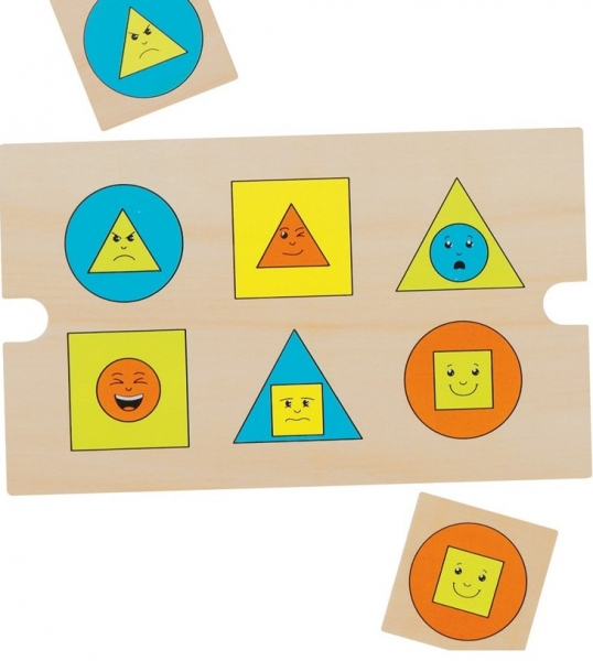 Forme geometrice si emotii 0